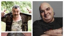 МЪКА: Фънки проговори след смъртта на Ласкин: Сигурно в някой бар там горе с Чочо Попйорданов са си сипали по едно и си гледат кефа