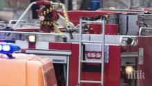 Възрастен русенец загина при пожар в кооперация