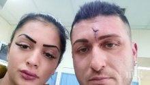СКАНДАЛНО: Пребиха млад мъж и приятелката му на светофар във Варна (СНИМКИ)
