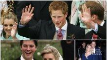 КРАЛСКИ ПОТАЙНОСТИ: Принцовете Уилям и Хари имат сестра, за която никой не говори (СНИМКИ)