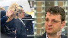 ТЕМИДА: Ето какво каза в съдебната зала Александър Ваклин по делото срещу Иванчева