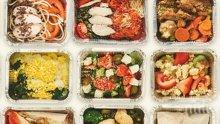 Диетолозите съветват: Колко трябва да е една порция храна