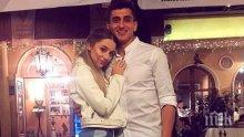 Михаела Маринова се дърпа за сватба със звезда на ЦСКА