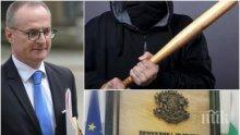СКАНДАЛ: Съдът на Лозан Панов брани мутри, пребили жестоко младо момче - извадили му окото с бухалка