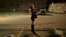 КУЛТОВО: Проститутка предизвика верижна катастрофа, загорелият ѝ клиент офейка