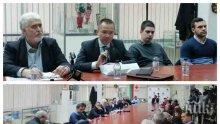 ПЪРВО В ПИК: Интелектуалци, професори, академици застанаха зад кандидатурата на Ангел Джамбазки за евродепутат