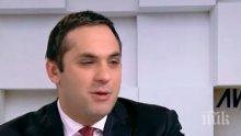 ГОРЕЩА ТЕМА: Министърът на икономиката разкри какви чужди инвеститори получават българско гражданство