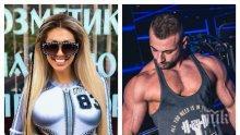 ПЪРВО В ПИК: Фитнес инструкторът Илиян Найденов предложи брак на Малката Джулка, а тя каза... (ВИДЕО)