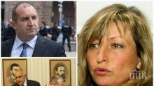 САМО В ПИК! Социологът Мира Радева с тежък коментар за двугодишното управление на Радев: И да направи партия, няма да има успех. Той остава прилепен за левицата