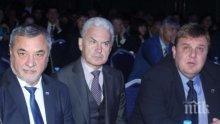 САМО В ПИК: Патриотите в патова ситуация за листата, Сидеров се крие от коалиционен съвет