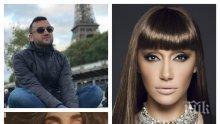 """НЯМА СПИРКА: Мария Илиева пак заби """"младо лъвче"""" - ето с кой колега поп певицата забрави бащата на сина си (СНИМКА)"""