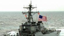 Напрежение: Русия с остри думи за американските кораби в Черно море