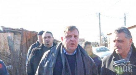 Браво на Каракачанов! Циганите не стига че се ползват с привилегии, а накрая ни и бият