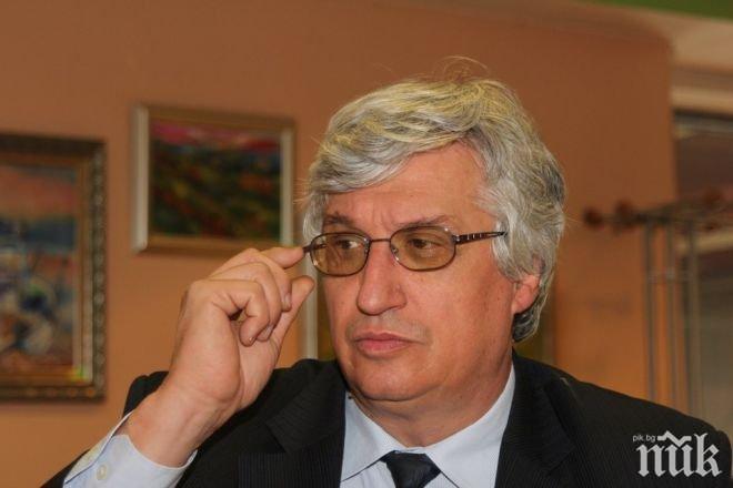 """Иван Нейков прогнозира, че """"котелът ще гръмне"""", ако няма мерки за намаляване на икономическите неравенства"""