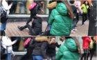 """СДВР търси помощ от софиянци за боя между ученички пред мол """"София"""""""