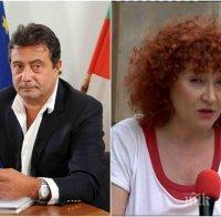 ПЪРВО В ПИК: Валя Ахчиева аут от БНТ - спират предаването й за разследвания, търсят независими журналисти
