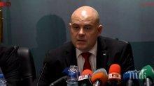 Зам.-главният прокурор Иван Гешев пред ПИК за обвиненията на Корнелия Нинова: Няма да влизам в политическо говорене