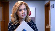 """Щерката на Ернестина Шинова я съветва за ролята й в """"Откраднат живот"""""""