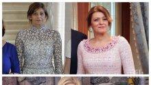 ПРЕТ-А-ПОРТЕ: Дизайнерката на Деси Радева проговори за първата дама и роклите й. Гафовете на президентшата - отново тема табу