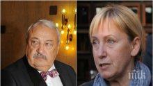 САМО В ПИК: Иван Гарелов с горещ коментар пред медията ни за обвиненията срещу Елена Йончева - източвала ли е червената депутатка умишлено КТБ