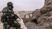САЩ прати 600 войници в Сирия като гаранция за изтеглянето на контингента от страната
