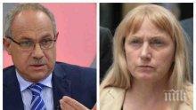 Антон Тодоров с нов звучен шамар срещу Елена Йончева: Сама призовава да я разследват (ВИДЕО)