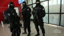 Апелативният спецсъд потвърди постоянния арест на петимата обвинени за финансиране на тероризъм извън България