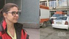Граждански патрули пазят спешните медици в болницата в Горна Оряховица