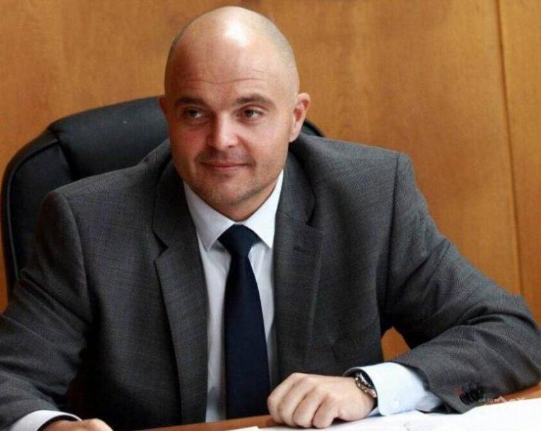 От новото правителство съобщиха защо е освободен главният секретар на МВР Ивайло Иванов