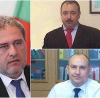 СКАНДАЛНО РАЗКРИТИЕ: Гей двойка зад компромата на Йончева - рекетирали Банов и директори в министерствата