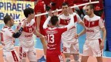 Мъжкият волейболен шампион на България Нефтохимик на крачка от полуфинал в Европа