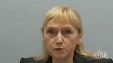 ПЪРВО В ПИК TV: Елена Йончева продължи с атаките срещу Боил Банов - чакала да я викнат в прокуратурата (ОБНОВЕНА)
