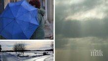ПРОМЕНЛИВО ВРЕМЕ: Облаци и поледици днес, температурите бавно пълзят нагоре