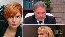 ЕМОЦИОНАЛНО - Вдовицата на Ласкин изригна: Аз подкрепям Боил Банов! Защото е добър и честен човек! Спрете се, бе!