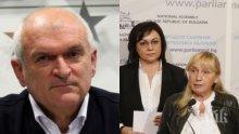 Димитър Главчев с нов удар към Елена Йончева: Политиката не е кинематография, напъва се да заеме мястото на Нинова