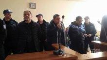 ТЕМИДА: Оставиха зад решетките арестуваните в Столипиново наркодилъри