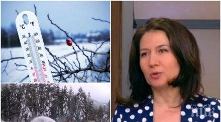 ЗИМЕН АПОКАЛИПСИС: Синоптик разкри какво време ни очаква следващите дни - 2 метра сняг натрупал в Смолянско