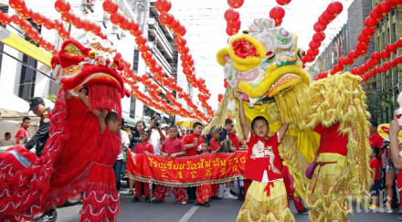 Китай се готви да посрещне Годината на глигана