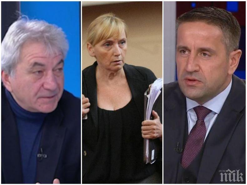 СКАНДАЛ В ЕФИР: Епична война между Георги Харизанов и Росен Карадимов заради Елена