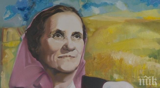 Вдигат паметник на великата Гюрга Пинджурова в Трън