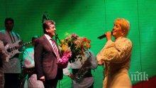"""САМО В ПИК И """"РЕТРО"""": Николина Чакърдъкова вдига сватба с Първанов"""