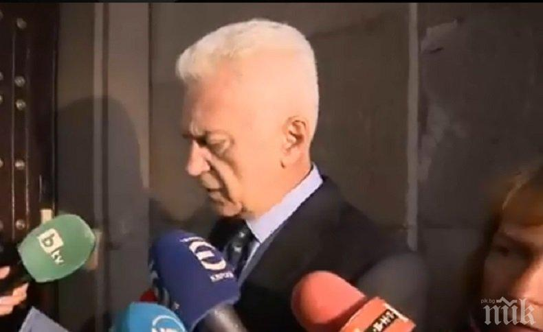 България не започва и не свършва с вас, г-н Сидеров! (ВИДЕО КОМЕНТАР)