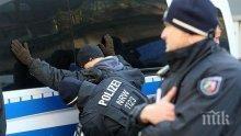 Въоръжени рапъри паникьосаха Франкфурт