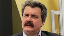 """Тодор Батков с любопитни думи за гранда от """"Герена"""" и... Гриша Ганчев"""