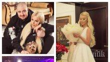СЛЕД РОДИЛНОТО: И Гущерова слага силикон - плеймейтката ляга под скалпела, щом дари съпруга си с дъщеря