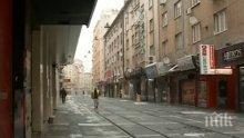 """Ремонтът на улица """"Граф Игнатиев"""" в столицата продължава поне до юни"""
