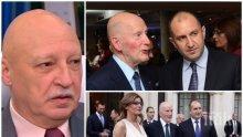 ГОРЕЩА ИНТРИГА: Събират ли се кадри на НДСВ около президента Радев за нов политически проект