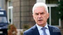 ГОРЕЩА ТЕМА: Волен Сидеров предлага допълнение към договора с Македония за недопускане на посегателства в историята