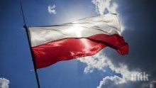 Полша се затвори, възобнови граничния контрол