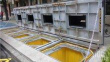 Поставят подземни контейнери в Несебър